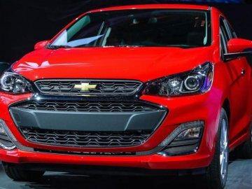 Chevrolet Spark 2019 cập nhật khác gì so với đời trước