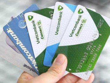 Lãi suất thẻ tín dụng Vietcombank hấp dẫn nhất