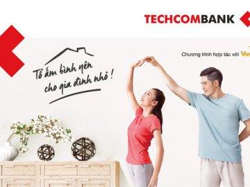Techcombank hợp tác chiến lược toàn diện với Vingroup cung cấp giải pháp đột phá về nhà ...