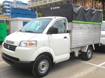 Mua xe tải suzuki trả góp cần lưu ý những thông tin gì ?