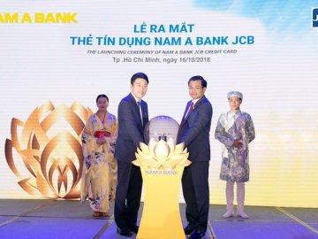 Ra mắt thẻ tín dụng Nam A Bank JCB, khách hàng nhận ngay ưu đãi mở thẻ ...