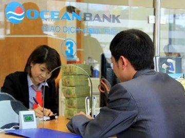 Lãi suất vay tín chấp Oceanbank 2019 ưu đãi nhất