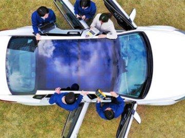 Hyundai và Kia sắp ra mắt ô tô sử dụng năng lượng mặt trời