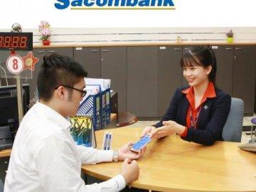 Đầu số tài khoản Sacombank là bao nhiêu?