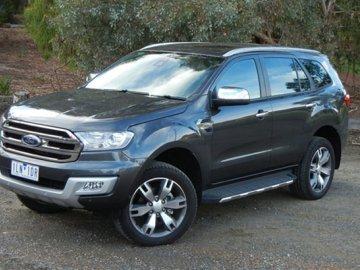 Thông tin chi tiết về thủ tục vay mua xe ô tô Ford Everest