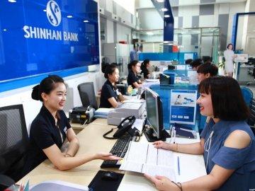 Lãi suất ngân hàng Shinhanbank cập nhật chi tiết