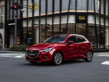 Mazda 2 2019 nhập khẩu bắt đầu nhận đặt cọc với giá từ 509 triệu đồng