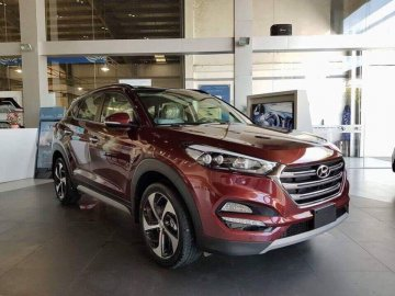 Vay mua xe ô tô Hyundai Tucson trả góp không lo gánh nặng nợ ngân hàng (2019)