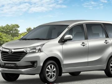 Vay mua xe Toyota Avanza chỉ với chưa đến 10 triệu đồng/tháng