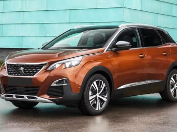 Lãi suất vay mua xe Peugeot 3008 trả góp cập nhật mới nhất