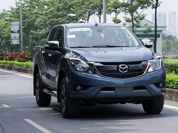 Lãi suất vay mua Xe Mazda BT 50 cập nhật mới nhất (Năm 2019)