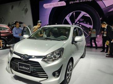 Làm cách nào để vay mua xe ô tô Toyota Wigo trả góp với lương 10 triệu ...
