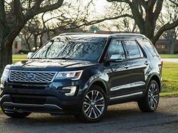 Tư vấn vay mua xe Ford Explorer trả góp (cập nhật 2019)