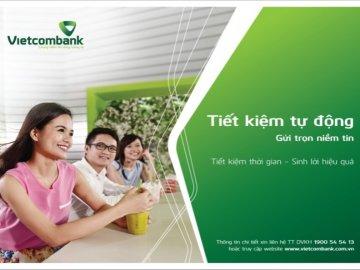 Gửi tiết kiệm không kỳ hạn Vietcombank nhận lãi suất hấp dẫn