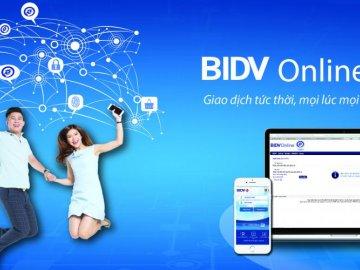 Đăng ký thông báo số dư tài khoản BIDV như thế nào?