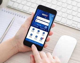 Hướng dẫn kiểm tra số dư tài khoản BIDV Online