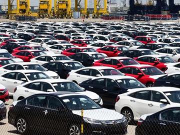 Lượng xe ô tô nhập khẩu về Việt Nam trong tháng 11/2018 cao nhất tính từ đầu ...