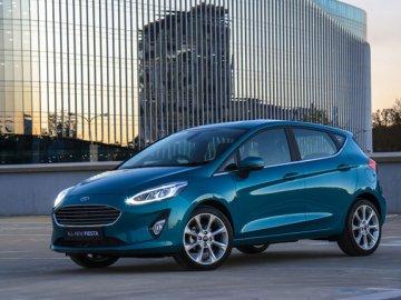 Vay mua xe Ford Fiesta trả góp với lãi suất ưu đãi nhất