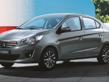 Tư vấn vay mua xe ô tô Mitsubishi Attrage trả góp (cập nhật 2019)