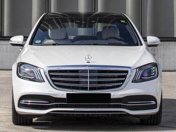Ngân hàng nào cho vay mua xe Mercedes-Benz S450L tốt nhất?