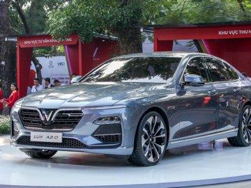Hướng dẫn vay mua xe ô tô VinFast LUX A2.0 trả góp chi tiết nhất