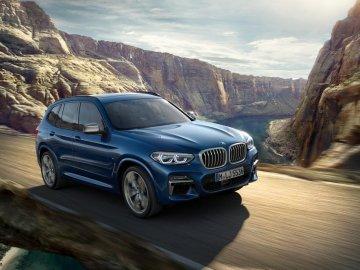 Lịch trả nợ vay mua xe ô tô BMW X3 trả góp chi tiết nhất