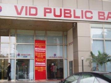 Lãi suất ngân hàng VID Public Bank cập nhật mới nhất