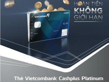 Chương trình ưu đãi dành cho chủ thẻ Vietcombank Cashplush Platinum American Express