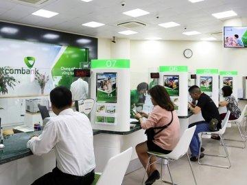 """""""Ông lớn"""" ngân hàng đồng loạt giảm lãi suất cho vay VND"""