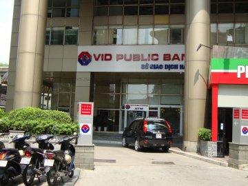 Thông tin mới nhất về lãi suất vay tín chấp VID public bank