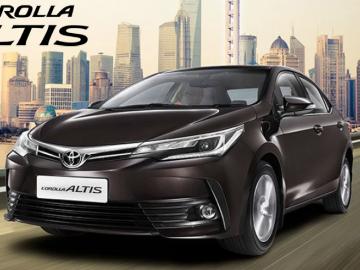 Toyota Corolla Altis 2019 xuống giá hơn 30 triệu đồng