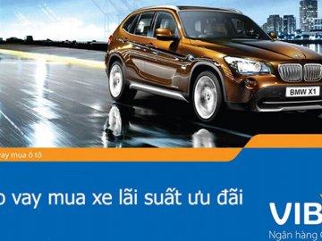 Giải đáp thắc mắc: Nên vay mua xe Techcombank hay VIB ?