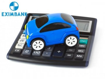 Ngân hàng nào ưu đãi miễn phí phạt trả nợ khi vay mua xe?