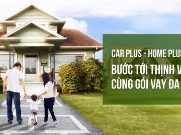 VPBank tung hai gói sản phẩm mới cho khách vay mua nhà, vay mua xe ô tô ...