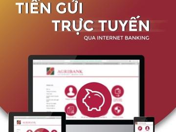 Gửi tiết kiệm Online Agribank - Gửi tiết kiệm chưa bao giờ dễ dàng đến thế