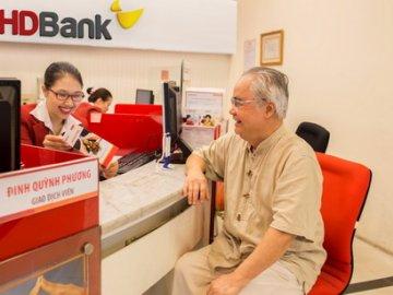 Cộng thêm lãi suất hấp dẫn lên đến 0,4%/năm khi gửi tiết kiệm tại HDBank