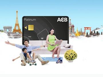 Ưu đãi thẻ tín dụng ACB 2019 có gì hấp dẫn?