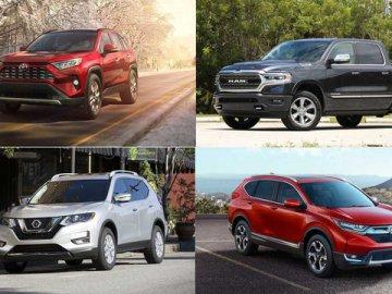 [Infographic] Top 10 ô tô bán chạy nhất trong tháng 3: Toyota Vios trở lại vị trí ...
