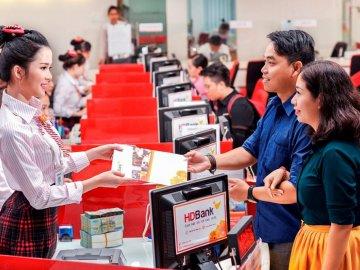 Phí thường niên thẻ tín dụng HDBank thấp nhất 165.000đ