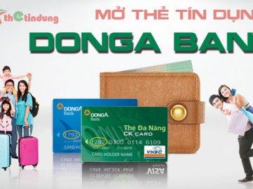 Điều kiện mở thẻ tín dụng DongA Bank là gì? Lương 4 triệu có mở được thẻ ...