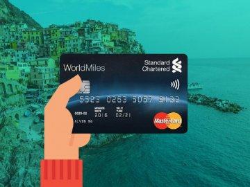 Phí thường niên thẻ tín dụng Standard Chartered cập nhật mới nhất