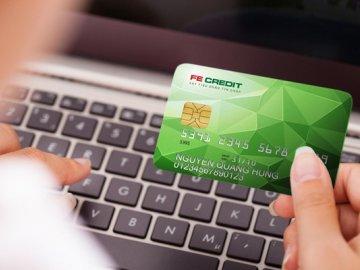 Cực sốc với phí thường niên thẻ tín dụng FE Credit chỉ 99.000 đồng/năm