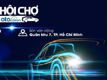 Đa dạng chọn lựa xe, dễ dàng vay trả góp tại hội chợ oto.com.vn