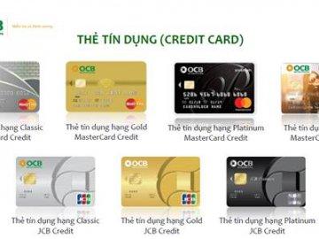 Thông tin ưu đãi nhất về phí thường niên thẻ tín dụng OCB
