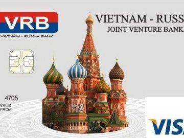 Phí thường niên thẻ tín dụng VRB cập nhật mới nhất