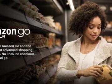 Amazon Go, mua sắm không cần thanh toán, chọn đồ rồi mang về