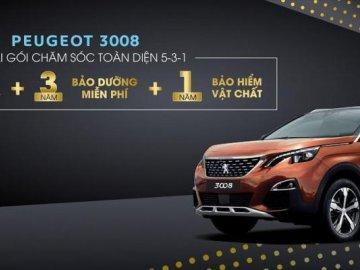 Ưu đãi đặc biệt nhân dịp bộ đôi Peugeot 3008 và 5008 đạt 5.000 xe tại Việt ...