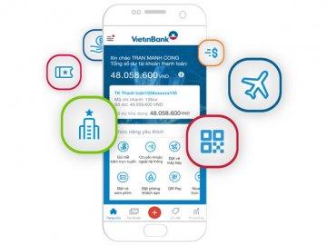 Cập nhật biểu phí chuyển tiền internet banking Vietinbank