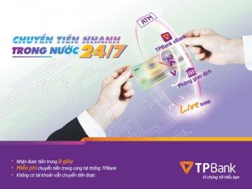 Cập nhật đầy đủ nhất về phí chuyển tiền TPBank 2019