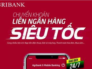 Cập nhật phí chuyển tiền Agribank